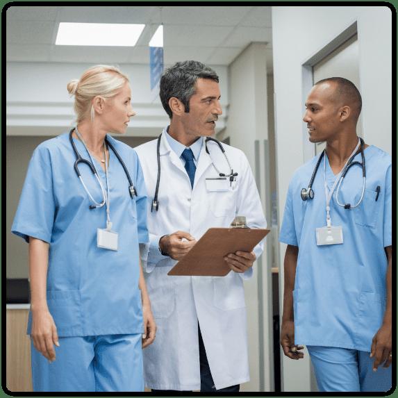 Über Uns Doctorsgate Medizin Team App
