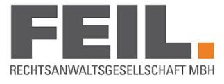 Feil Rechtsanwaltsgesellschaft Logo Doctorsgate App